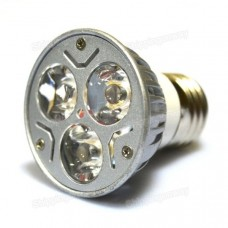 3 Watt warm white spotlight