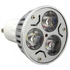 3 Watt spotlight warm white