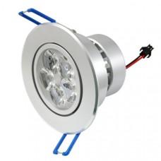 15 Watt Dimmable warm white recessed spotlight