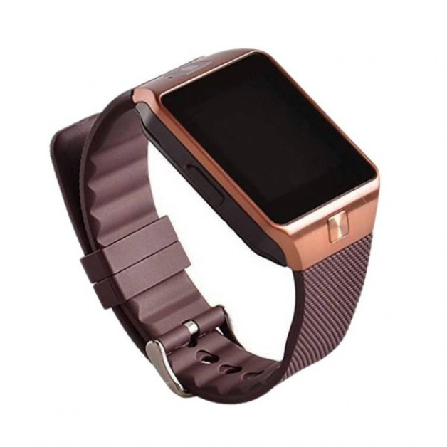 Smart Watch (smartwatch) - Bronze / Brown