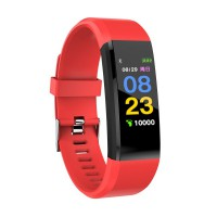 Smartwatch / Smartband (red)