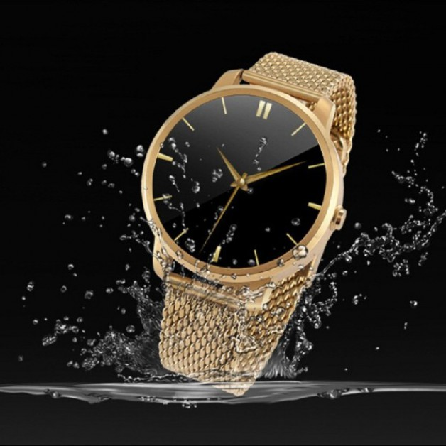 Luxurious Smartwatch (IPhone & Android)