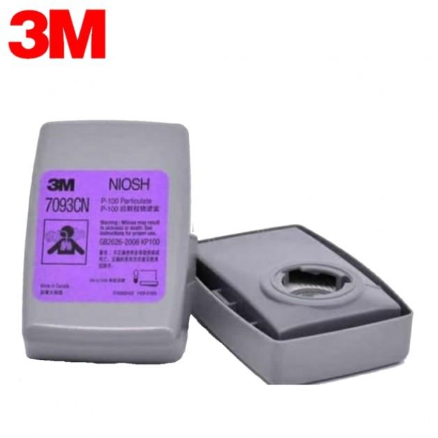 3M 7093CN P100 Filter set