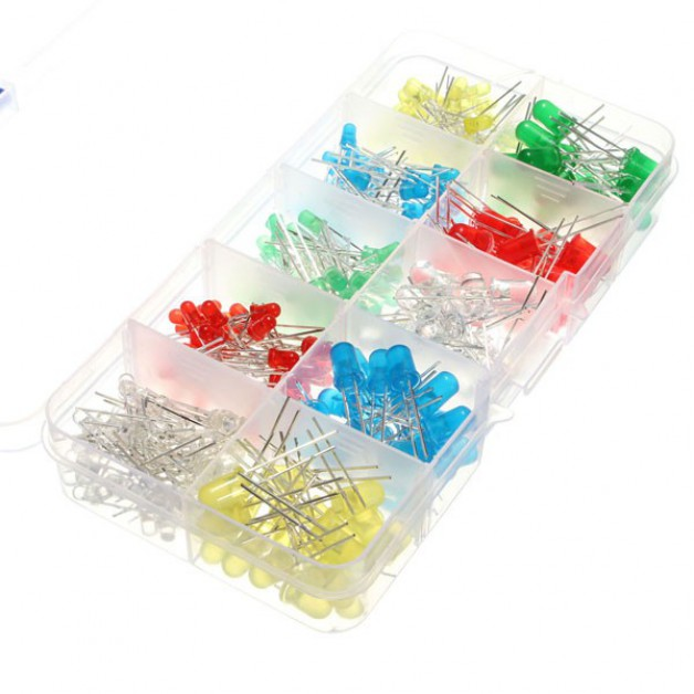Led Kit 3mm & 5mm (200 pieces)